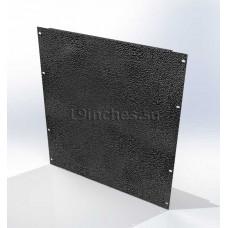 Боковая стенка RK-08U400 глухая, RAL9005