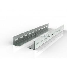Кронштейны для доп. крепления оборудования. Оцинкованная сталь 2.0 мм, 2шт.