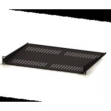 Полка для оборудования стационарная 1U350, RAL9005