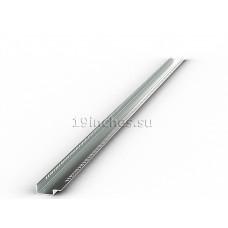 Монтажный профиль 19, 38U. Оцинкованная сталь 2 мм