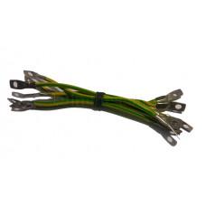 Провода заземления D6-L150-S6 мм2, 6 шт.