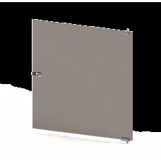 Дверь рэкового шкафа 12U, A-SDR-002
